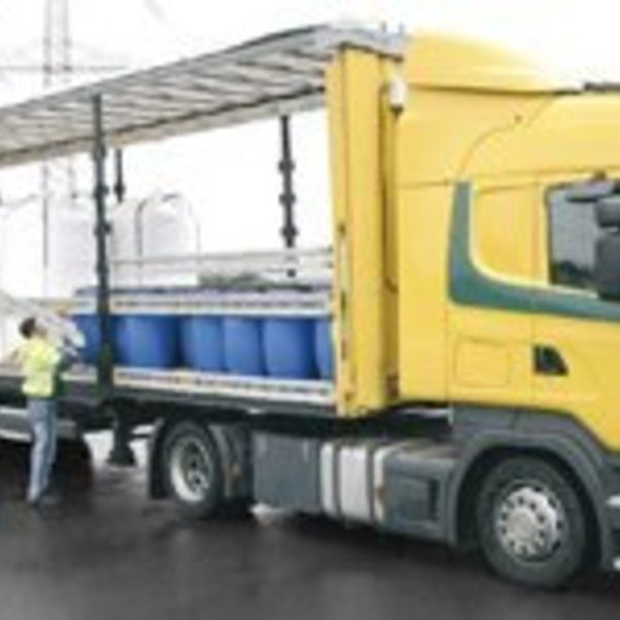 Ladungssicherung für Curtainsider | Evers GmbH
