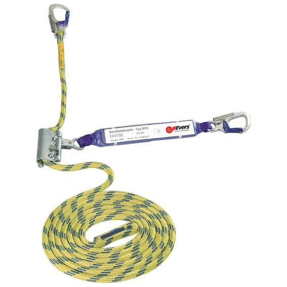 Mitlaufendes Auffanggerät - Seil und Auffanggerät einzeln | Evers GmbH