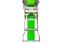 SpanSet Schwerlastzurrgurt LC 5.000 daN mit Getrieberatsche