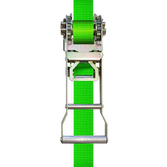 SpanSet Schwerlastzurrgurt LC 5.000 daN mit Getrieberatsche | Evers GmbH