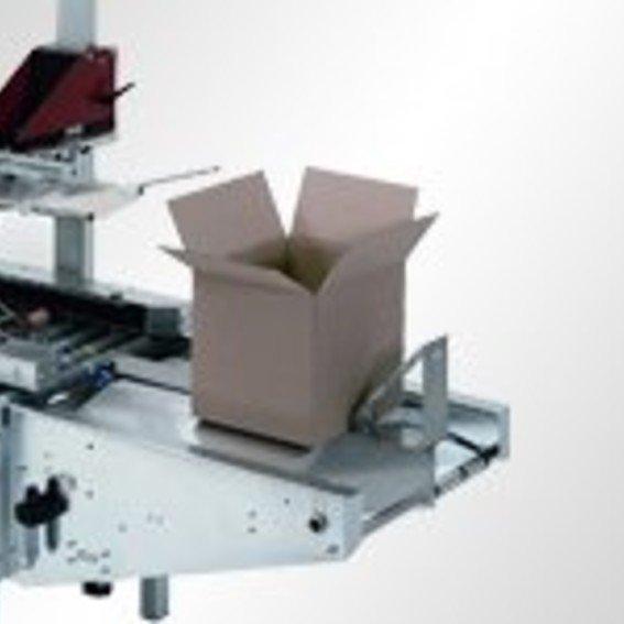 Halbautomatisch mit Bodenklappenfalter | Evers GmbH