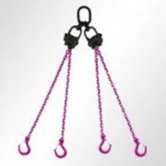 RUD VIP-4-Strang-Mini-Kettengehänge, mit Verkürzung | Evers GmbH