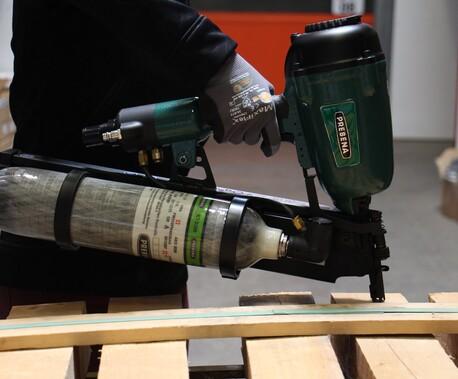 Druckluftnagler PKT-7-RK90-S