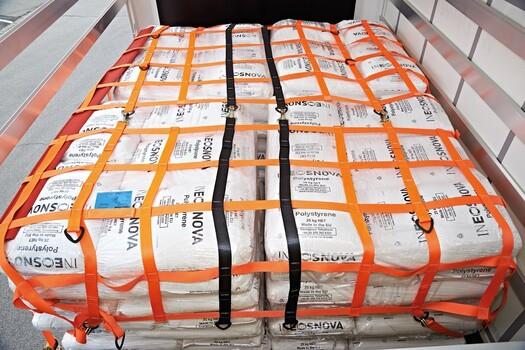Ladungssicherungsnetze für LKW