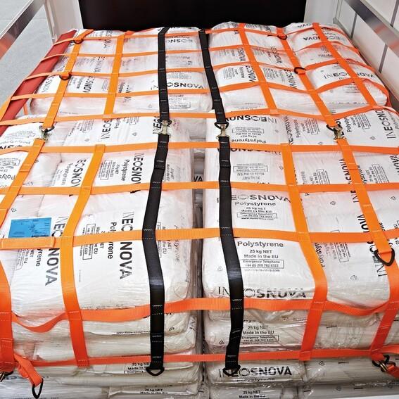 Ladungssicherungsnetze für LKW | Evers GmbH