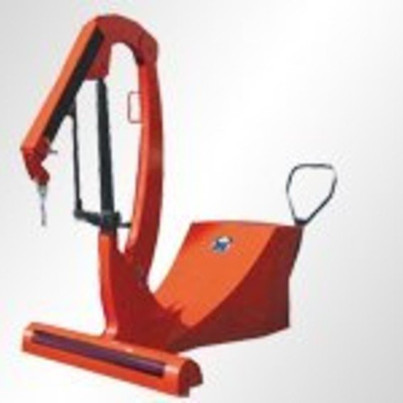 Kleinkran mit Gegengewicht | Evers GmbH