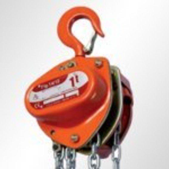 Stirnradflaschenzug 12/12 | Evers GmbH
