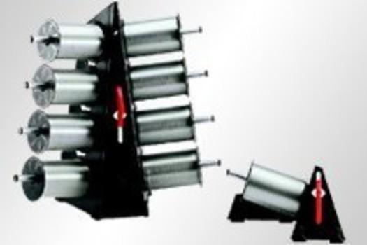 Abroller für Ringelband