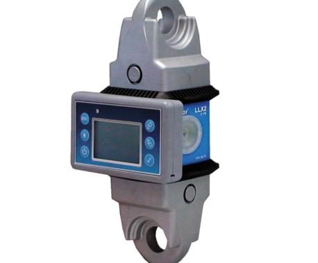 Elektronische Zugkraftmessgerät ELLX2