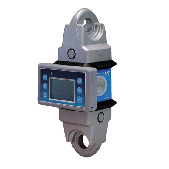 Elektronisches Zugkraftmessgerät ELLX2 | Evers GmbH