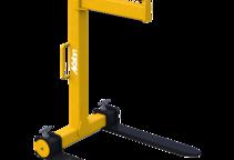 Ladegabel mit manuellem Gewichtsausgleich in fester Ausführung