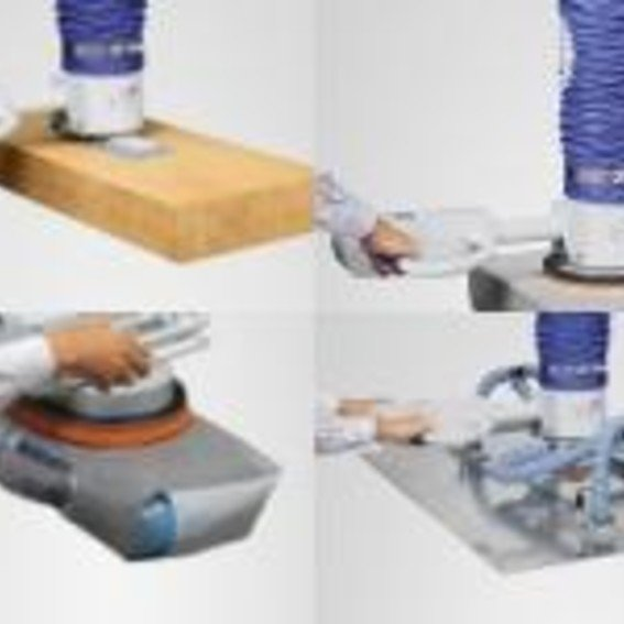 Sauggreifer für Jumbo Ergo / Sprint | Evers GmbH