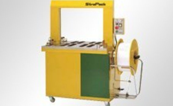 Umreifungsmaschine StraPack RQ-8 A