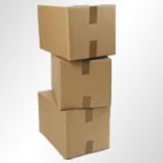 Wellpapp-Faltkartons braun | Evers GmbH