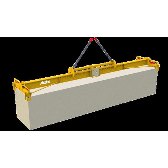 Containertraverse mit Zentralverriegelung | Evers GmbH