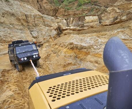 SafetyPlus Bergeschlinge