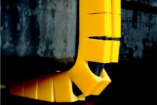 Einfachkantenschoner für Drahtseile SK-DE