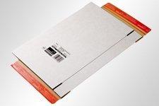 Kurierpaket für Expressversand im Maxi- und Großbrief Format