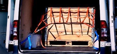 PaXafe-Ladungssicherungsnetze