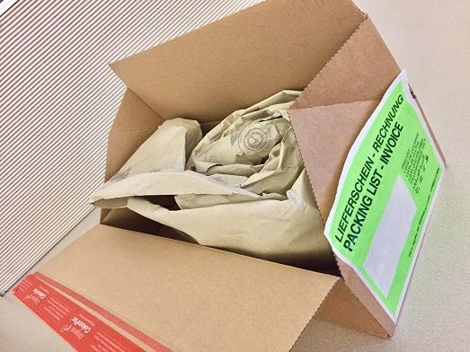 Nachhaltige Verpackungslösung